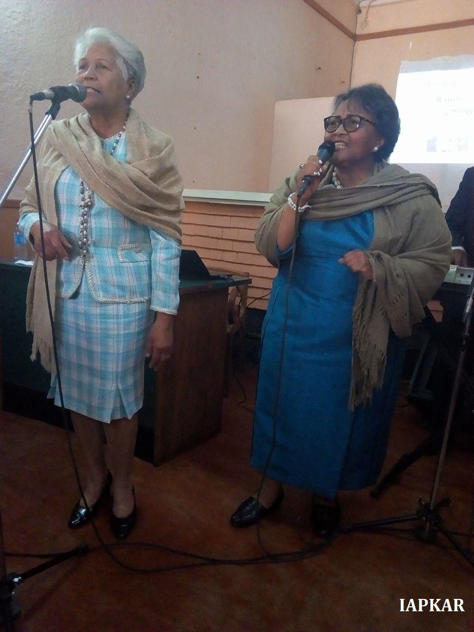 Séminaire Tarika R'Imbosa (Artistes) sept 2018