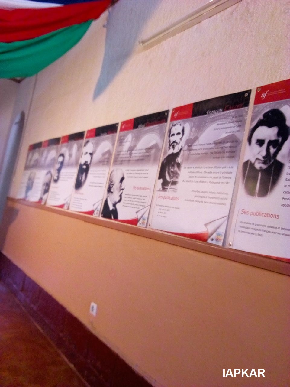 Séminaires J. Rakotonaivo sept -oct 2018