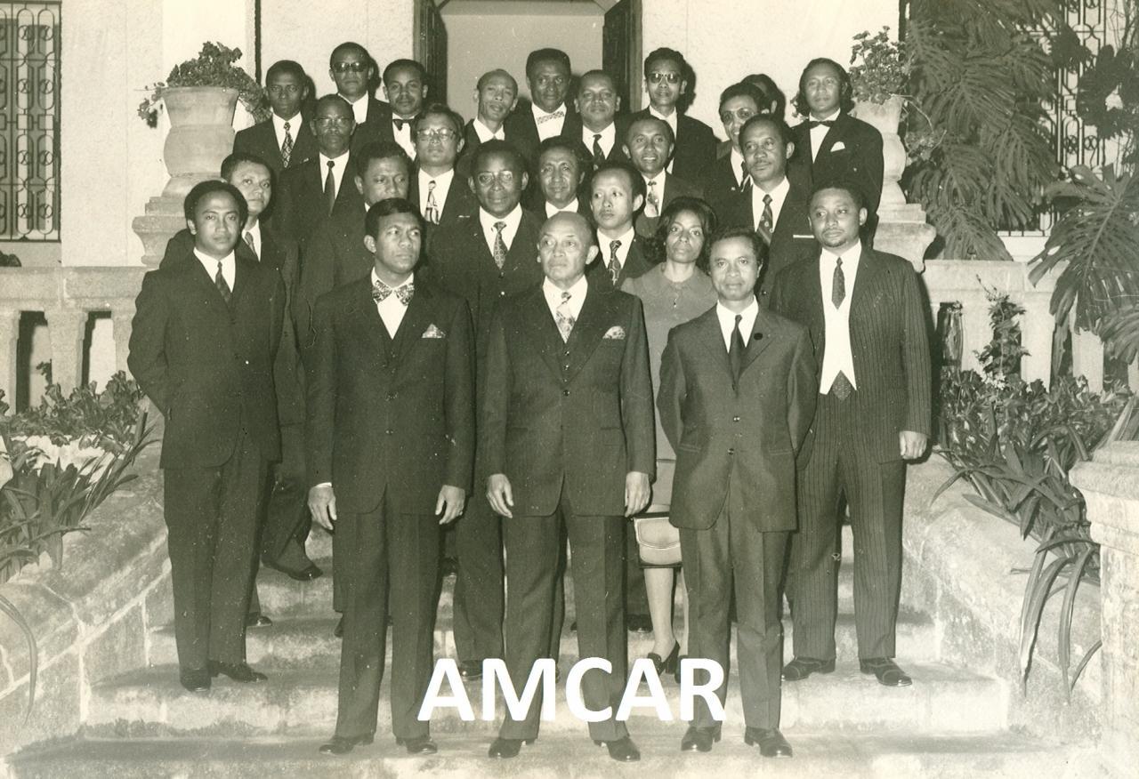 Accord de coopération Franco-malgache 1973