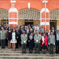 Inauguration IAPKAR , 23 juillet 2016