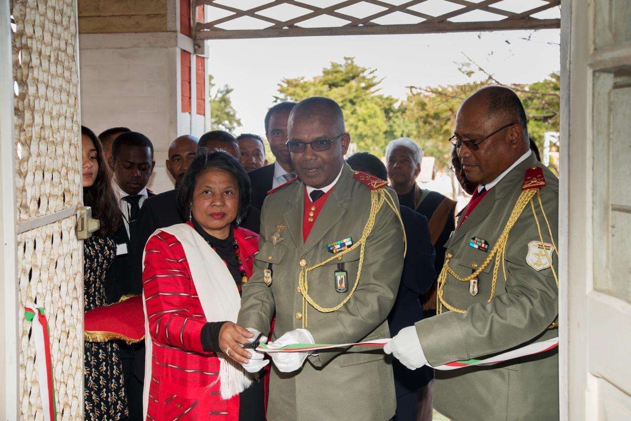 Inauguration de l'IAPKAR
