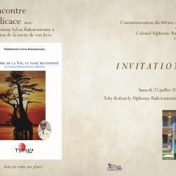 Invitation inauguration IAPKAR