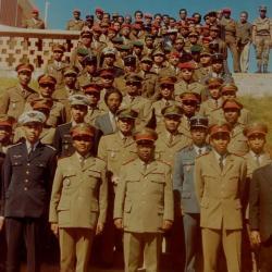 Membres de l'EMGAM 1975