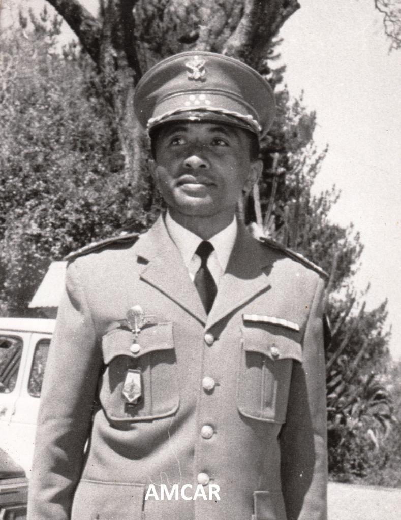 Portrait du Colonel Rakotonirainy Alphonse