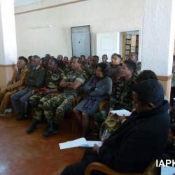 Séminaire Général Désiré Ramakavelo mai 2017
