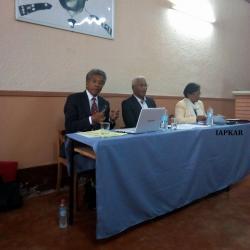 Séminaire Nelly Rakotobe (Magistrat) et Solo Radson Avocat)  avril 2018