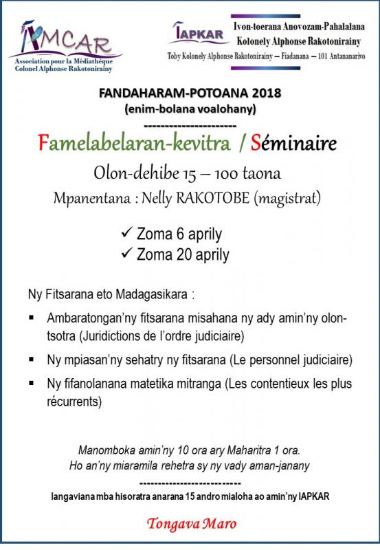 Affiche seminaire 2018 1