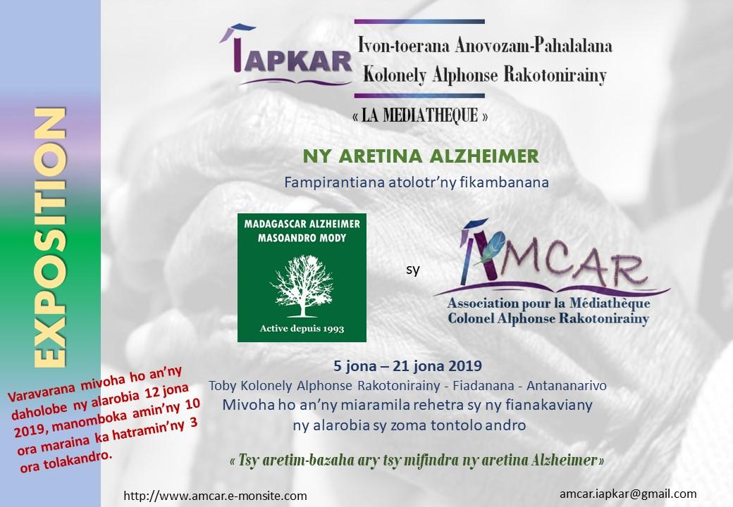 Exposition alzheimer